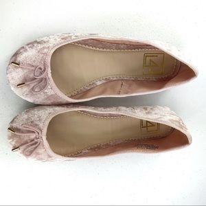 Shoes - L4 Ballet Flat Pink Shoes Size 7M